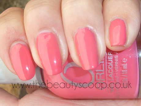 ORLY Pin Up Collection - Coquette Cutie!