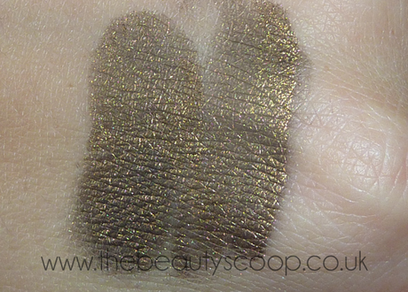 MAC Semi Precious - Golden Gaze Mineralize Eye Shadow!