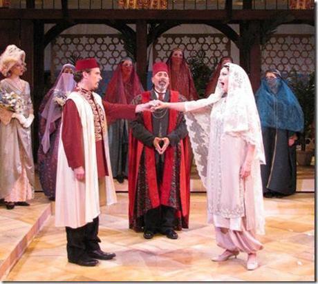 Wedding Ensemble - Rose of Stambul Chicago 2
