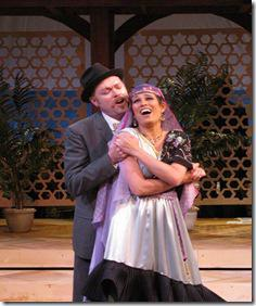 Review: The Rose of Stambul (Chicago Folks Operetta)