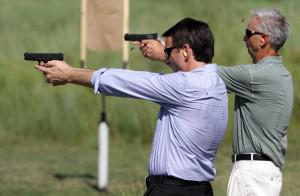 Pawlenty - Big Gun Lover