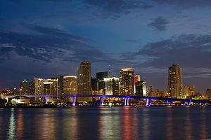 Miami landscape - Language schools in Miami