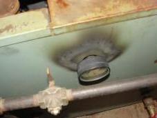 Exhaust Leaks Boilers