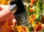CHANEL Illusions D'Ombres Graphite Review Swatches