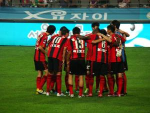 Dinner & a Match: Berlin Restaurant & FC Seoul