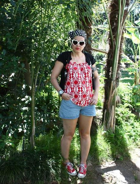 outfit post: Casual + Effect