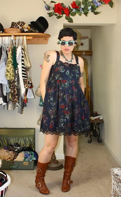 outfit post: What I Wore Second Saturday