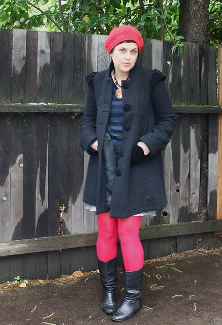 outfit post: Raindrops on Roses