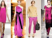 Fashion Color Trends: Oohing Over Fuschsia, Mint Champagne