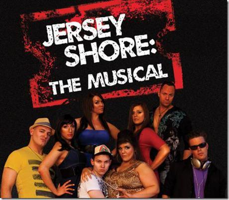 Jersey Shore The Musical - 4 Days Late