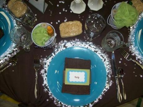 DIY Table Decorations for Spring Brunch