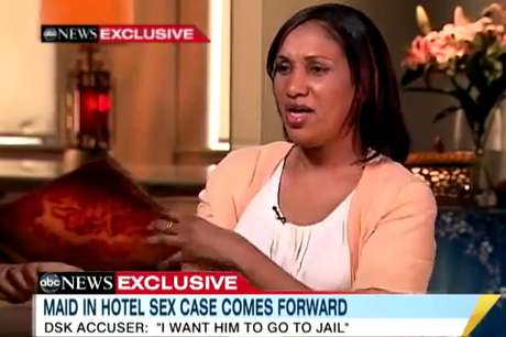 Nafissatou Diallo, DSK's accuser, turns public opinion in France with interviews