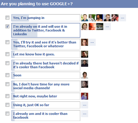 How Will GOOGLE+ Affect Your Social Media Marketing Program?
