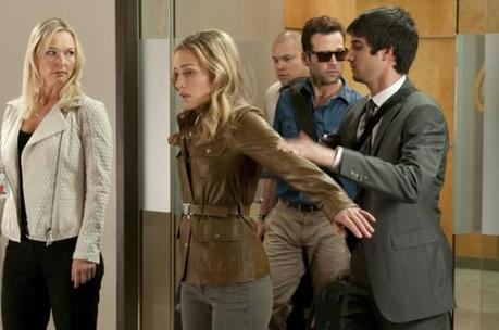 "Review #2926: Covert Affairs 2.8: ""Welcome to the Occupation"""