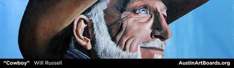 Reagan Outdoor Austin Art Boards