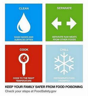 Food Safe Families Enjoy More Summer Fun