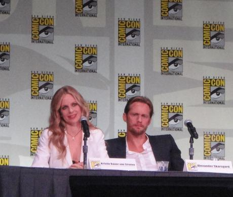 Comic Con 2011: True Blood Panel Experience with Photos