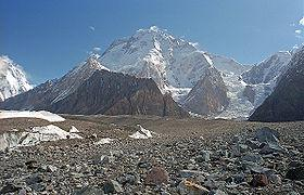 Karakoram 2011: Accident On Broad Peak