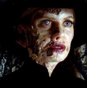 Kristin Bauer van Straten as Pam, the vampire