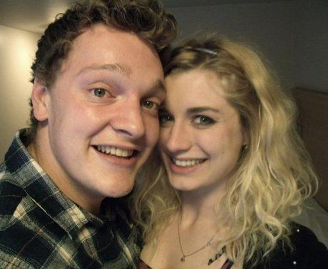 Sally and Dav – ONE DAY TO GO!