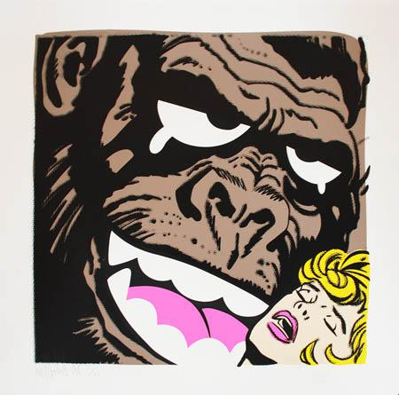 Mysterious Al — Kong Print Release