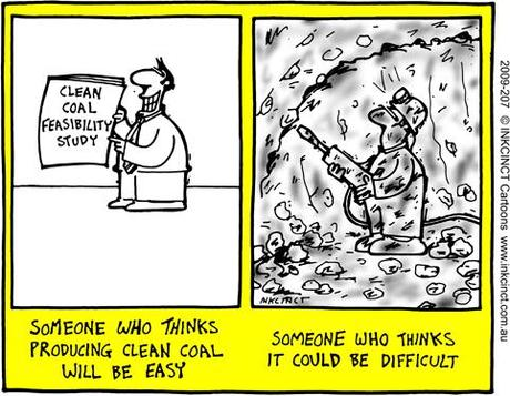Not Oil, but Not Green Either - Part 1: Clean Coal