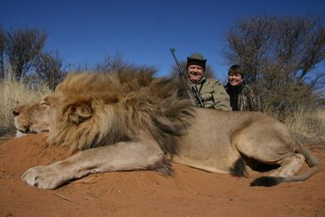 Human Impact: Dying for a souvenir; Can trophy hunting ever be justified?