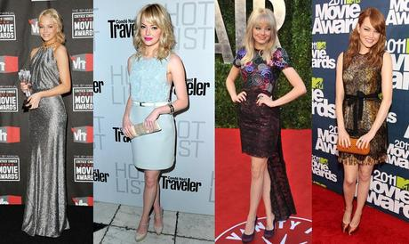 emmastone alldressesFab Find Friday: The Summer Style of Emma Stone
