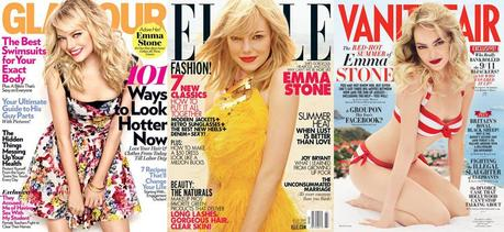 emmastone all magsFab Find Friday: The Summer Style of Emma Stone