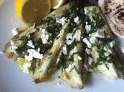 Taste Greece Grilled Aubergine with Mint Feta