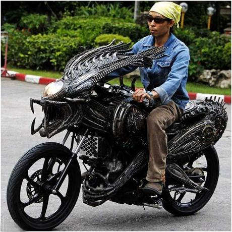 Amazing Monster Energy Bike In Thailand Paperblog