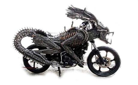 Amazing Monster Energye Bike In Thailand title post 0