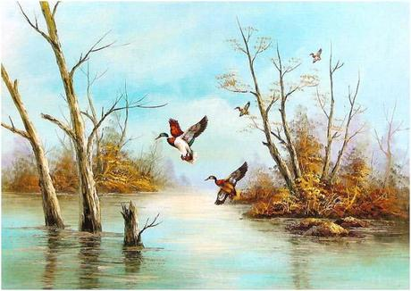 10 Awesome Paintings 9