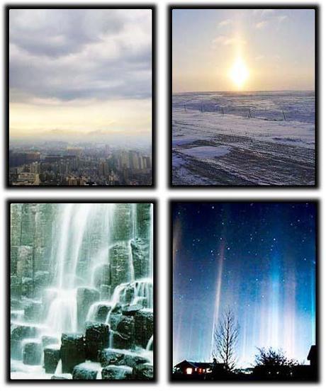 Top 8 Spectacular Natural Phenomena Photos title post