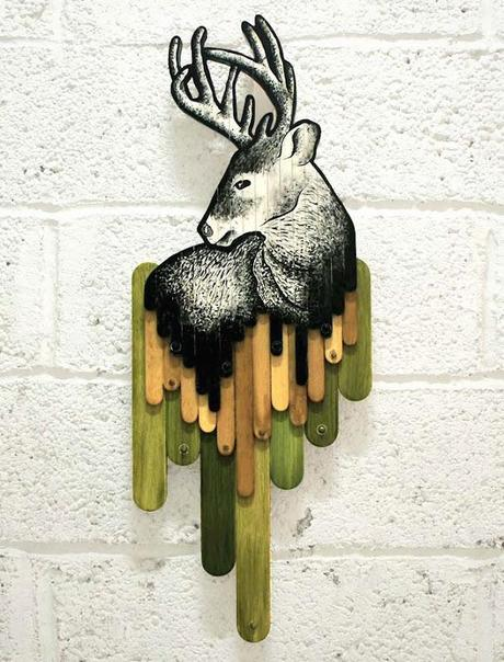 Wall Design of Animals 1