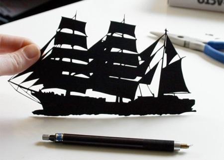 Amazing Paper Cutouts 4