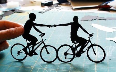 Amazing Paper Cutouts 8