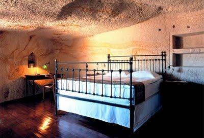 Amazing Hotel Made in Cave in Turkey 2