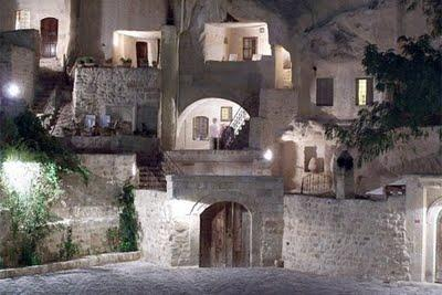 Amazing Hotel Made in Cave in Turkey 3
