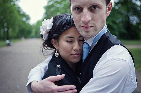 International wedding in London – Heather and Titus