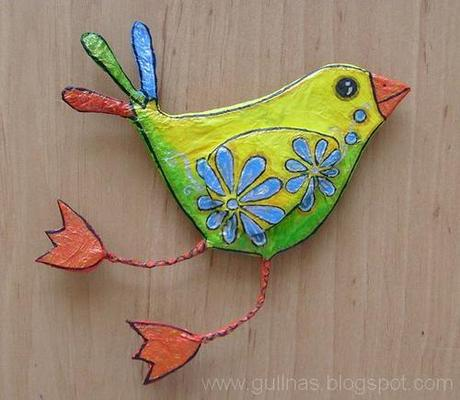 Professional arts crafts gulnas paperblog for Paper mache art and craft