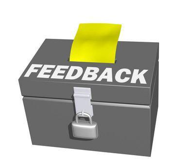 Giving and Accepting Effective, Constructive Feedback
