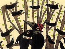 Aldous Huxley: Corbeaux Pearblossom