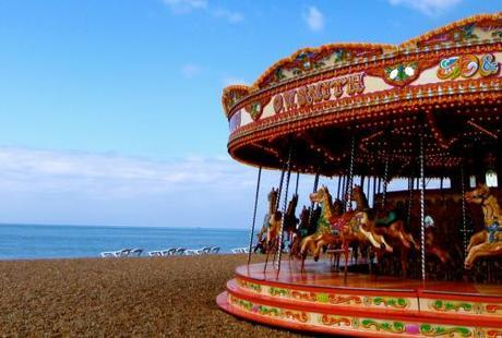 Life's a beach at Brighton
