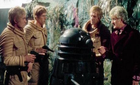 "Review #2934: Classic Doctor Who: ""Planet of the Daleks"""