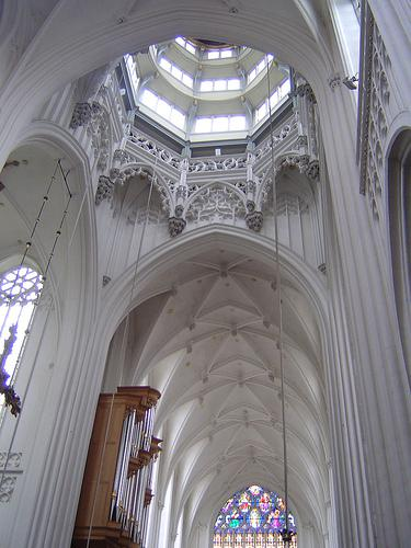 (The Cathedral of Our Lady - Antwerp) by scalleja, on Flickr