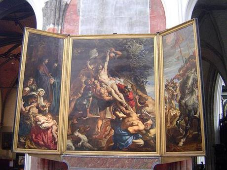 "Rubens painting ""The Elevation of the Cr by scalleja, on Flickr"