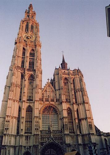 Our Lady's Cathedral, Antwerp by wit, on Flickr