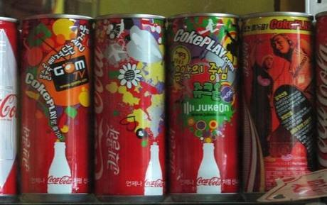 Overseas Coke bottle and can collection | My Sinchew (Malasia)