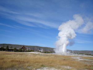 Going to Wyoming and Missing Yellowstone - A Travesty